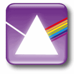Colour theory icon