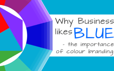 Why Business likes Blue – the importance of colour branding