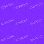 Purple heart background wallpaper