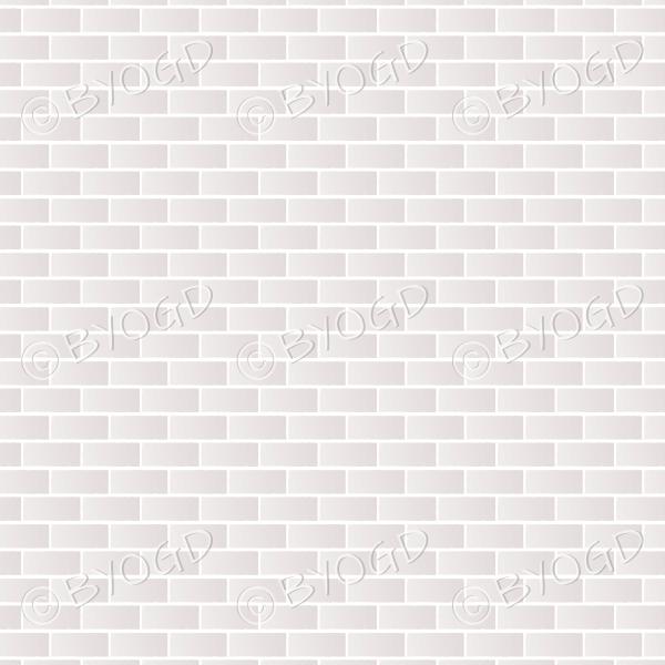 Pale pink beige brick wall pattern background wallpaper