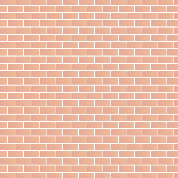 Brown brick wall pattern background wallpaper