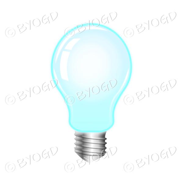 Light Bulb to show Idea moments