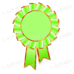 Green Rosette