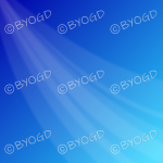 Blue swoosh background