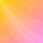 Orange and Pink swoosh background