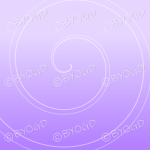 Purple graduated swirl background