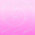 Pink graduated swirl background