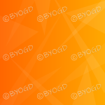 Orange crackle background