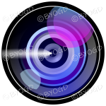 Camera / video lens
