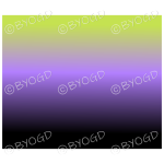 Halloween black purple green graduated background