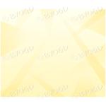 Yellow graduated shards background.
