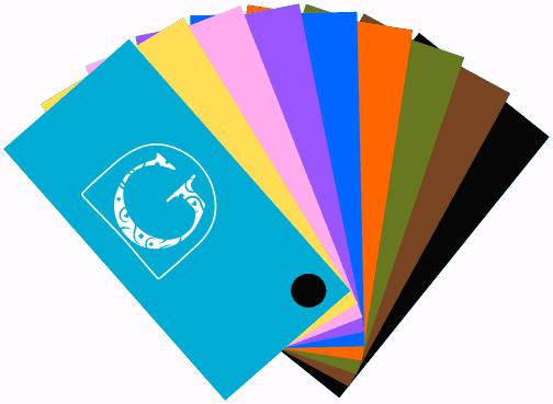 BYOGD Colour Swatch