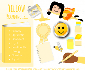 Colour Psychology Yellow