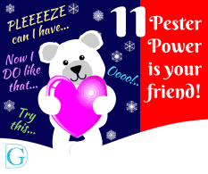 Pester Power!