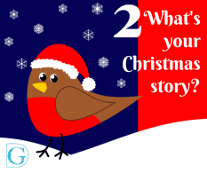 What's your Christmas story?
