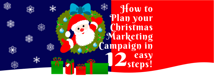 How to plan your Christmas marketing