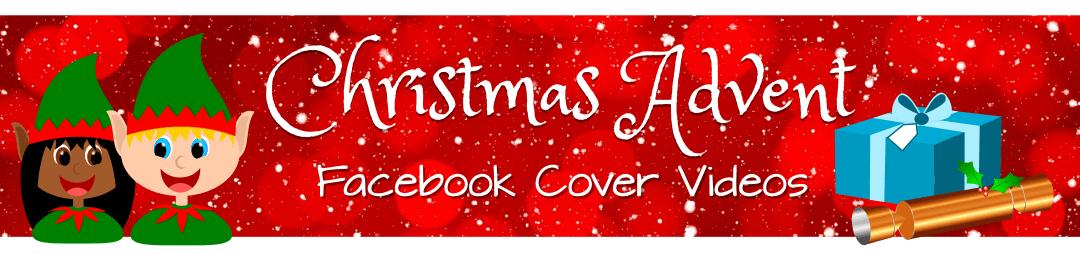 Christmas Advent Facebook Cover Videos