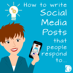 How to write Social Media Post that people respond to