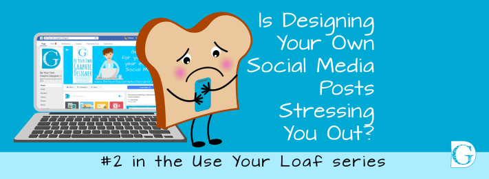 Is designing your own Social Media Posts stressing you out?