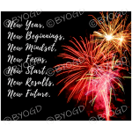 Quote image 7: New Year, New Beginnings, New