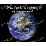 Quote image 17: A New Year is the beginning of