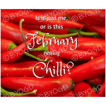 Quote image 35: Is it just me or is this February really