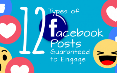 Twelve Types of Facebook Posts Guaranteed to Engage