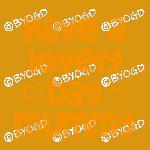 Have a Lovely Day Mummy - Orange