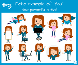 Echo image 3: Echo images of you