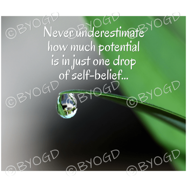 Quote image 83: Never underestimate how much