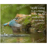 Quote image 94: I'm only wishing to go a-fishing