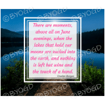 Quote image 125: There are moments, above all on June