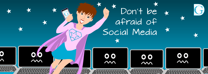 Don't be afraid of Social Media