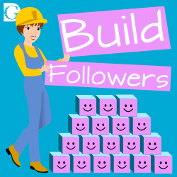 Tip 2 - Build followers