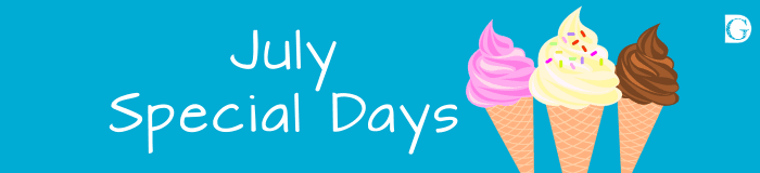 July Special Days