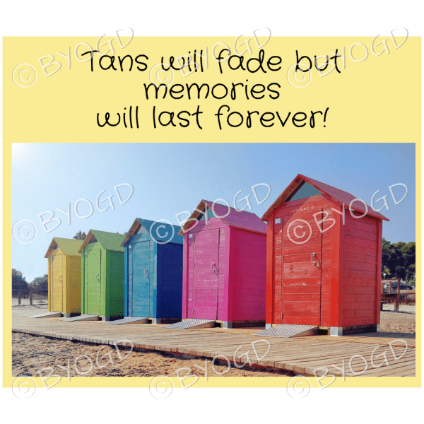 Quote image 151: Tans will fade but