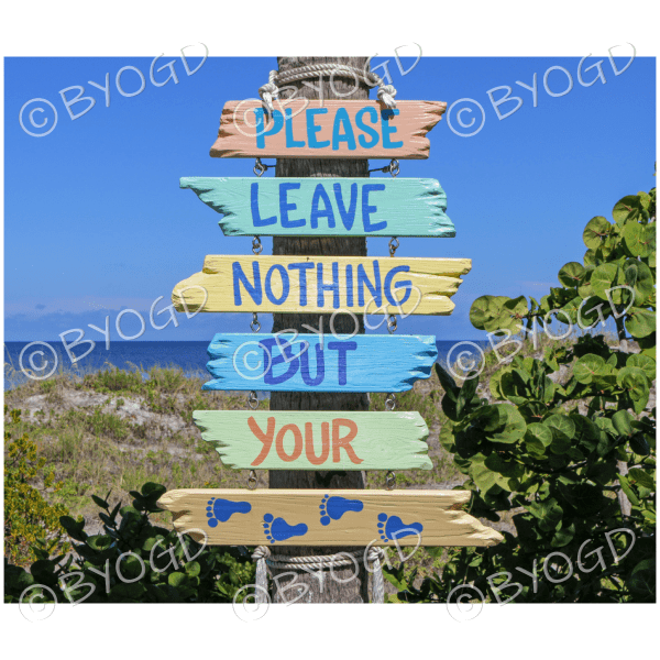 Quote image 152: Please leave nothing but