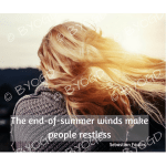 Quote image 164: The end-of-summer winds