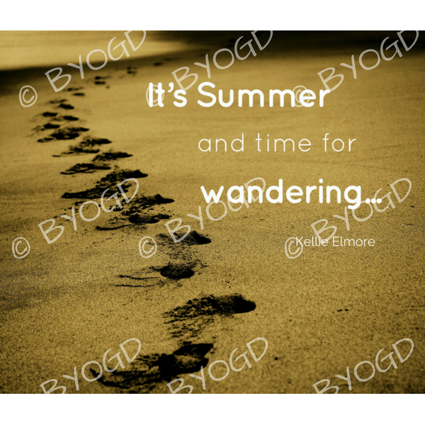 Quote image 170: It's summer and time
