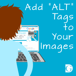 Add Alt Tags to your Images