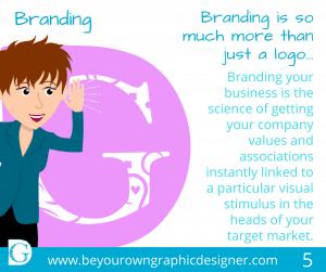 Step 5. Branding