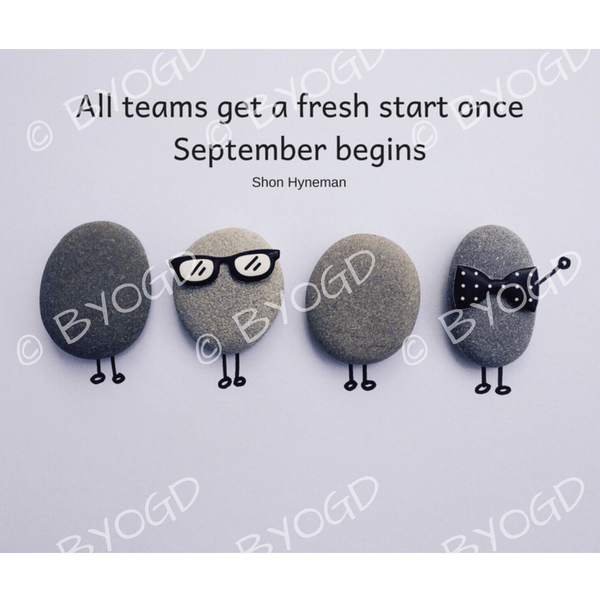 Quote image 182: All teams get a fresh start