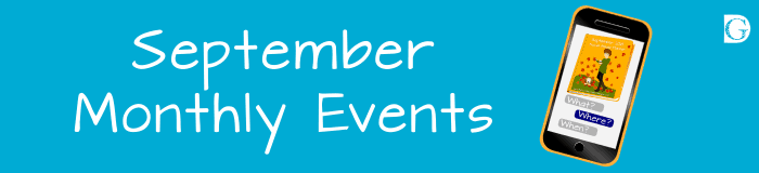 September Monthly Events