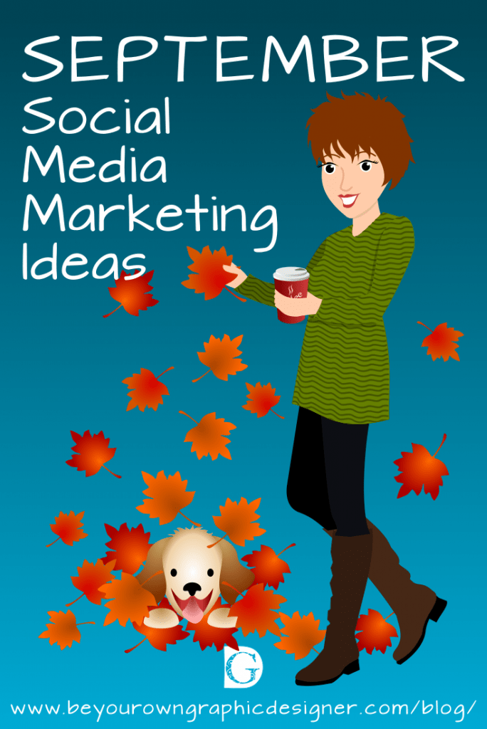 September Social Media Marketing Ideas - Pinterest