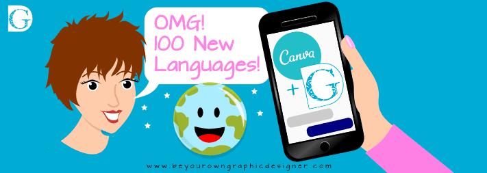 100 new languages