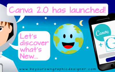 Canva 2.0 has launched!