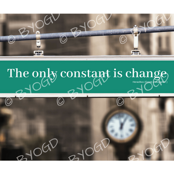Quote image 196: The only constant is change