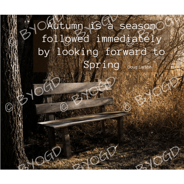 Quote image 199: Autumn is a season followed
