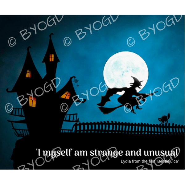 Quote Image 201 I Myself Am Strange And Unusual Be Your Own