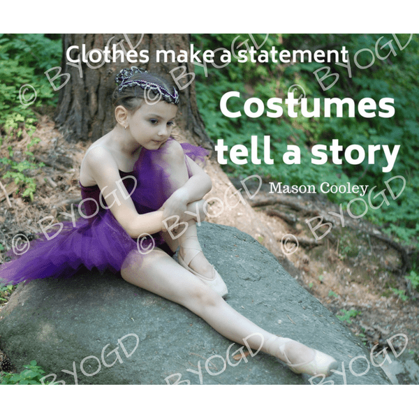 Quote image 203: Clothes make a statement